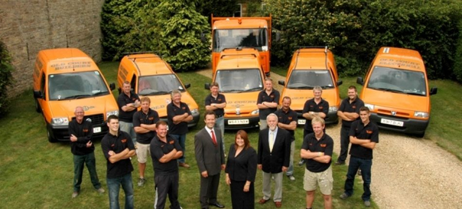 Old Court Builders Team